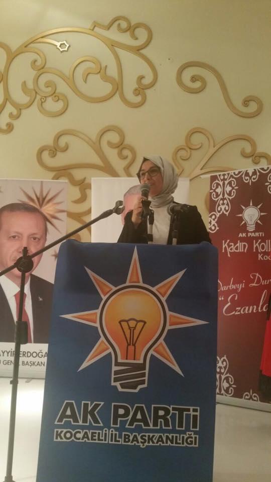 Katırcıoğlu ; 'Vatan İçin Birlik Olduk'