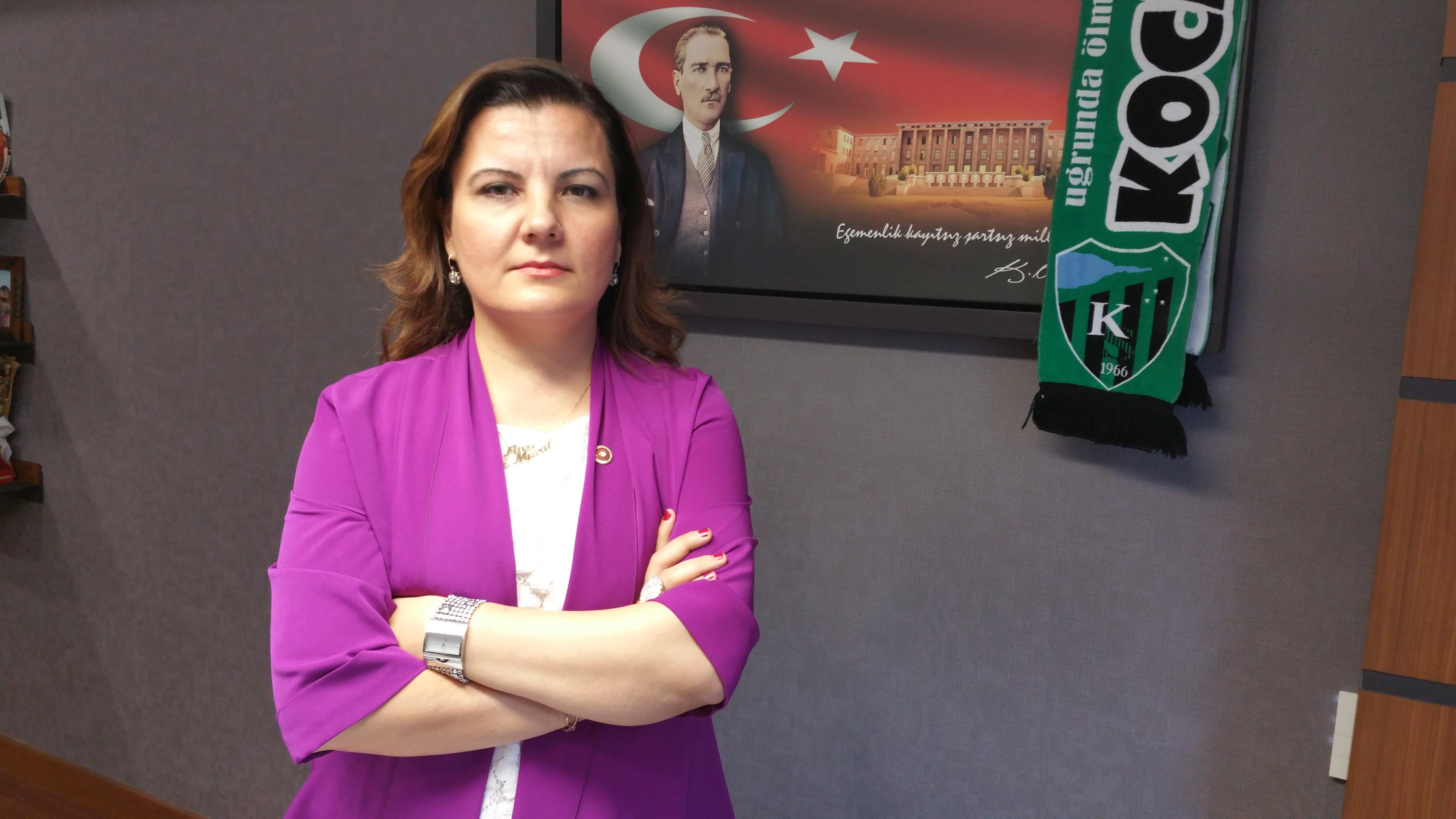 """Milletvekili Hürriyet, """"Makyajlı binalar tabut olmasın"""""""