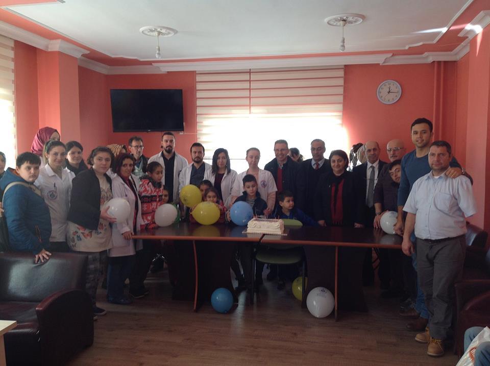 Konak Hastanesi Gebze'den Dünya Engelliler Günü'nde Anlamlı Ziyaret
