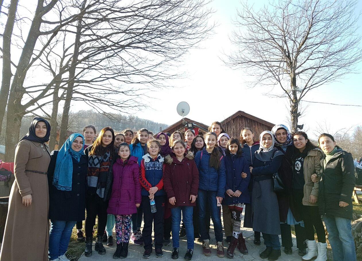 Diriliş Kampı, Çayırova Belediyesi Bilgievlerini Ağırladı