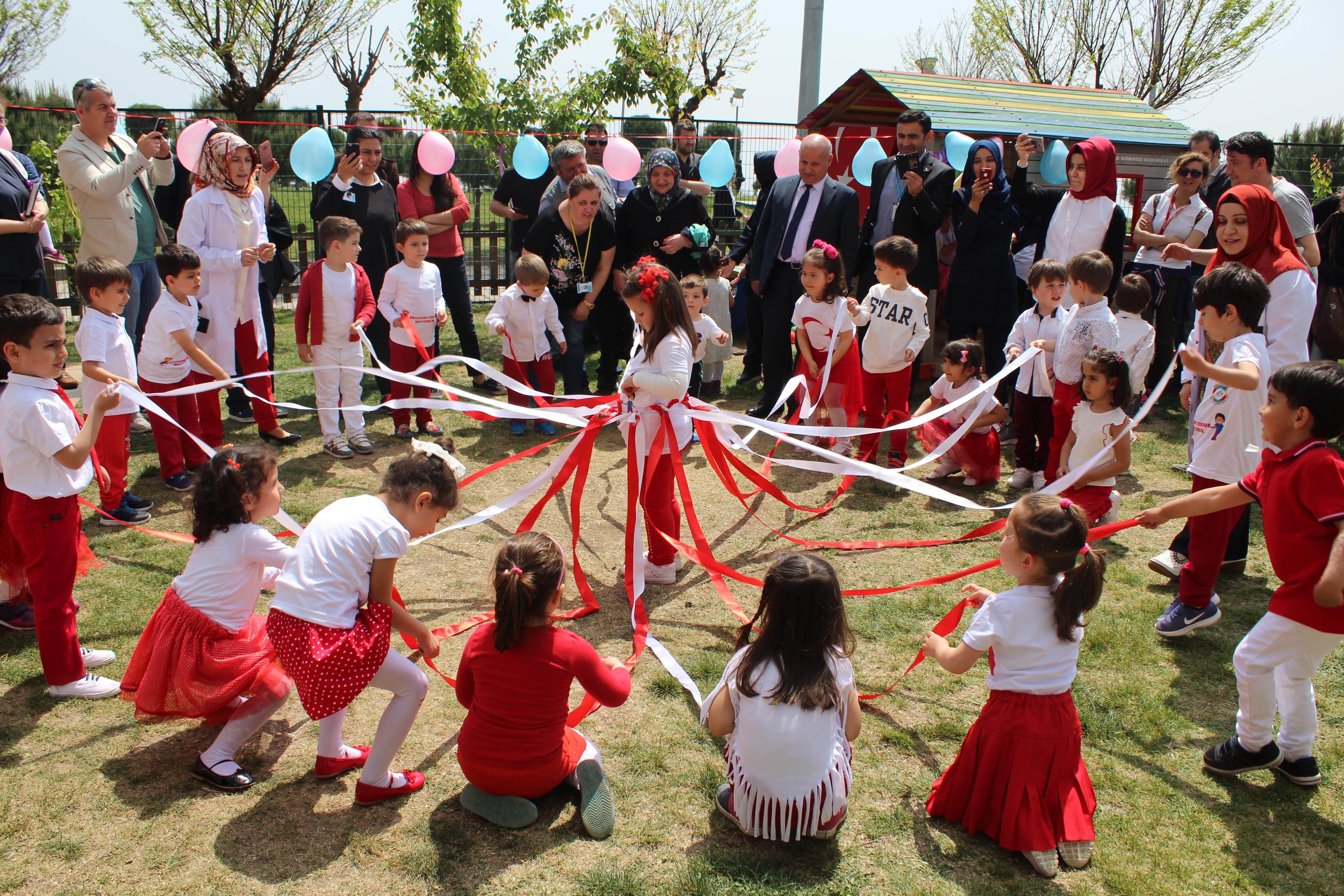 Darıca Farabi Devlet Hastanesinde 23 Nisan Etkinliği