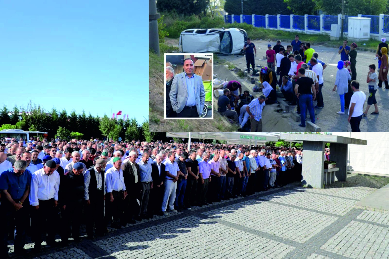 Çayırova'da feci kaza: 1 Ölü