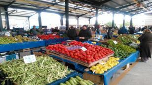 Çayırova'nın İlk Kapalı Semt Pazarı Açıldı