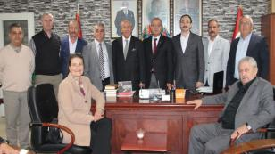 CHP'den MHP'ye Ziyaret