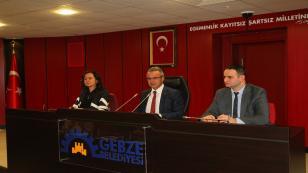 Gebze mart meclisi toplanıyor