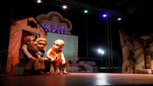 Çocuklar Keloğlan Masalları Müzikali ile eğlendi