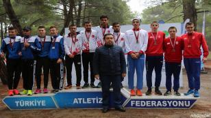 Darıcalı Milli Atlet Balkan Şampiyonu