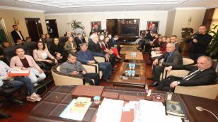 Bosnalı Öğrencilerden Türkçe Teşekkürü
