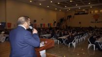 AK Parti Dilovası 34. Danışma Toplantısı görkemli yapıldı.