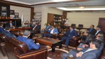 Başkan Toltar, Erzurumluları ağırladı