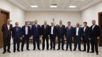 Milletvekili ve başkanlardan KOTO'ya ziyaret