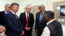 Baba Halisdemir, park için Başkan Karaosmanoğlu'na teşekkür etti