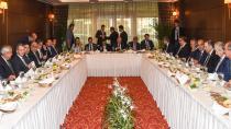 Başkan Barış'tan Bakan Müezzinoğlu'na 3 konu