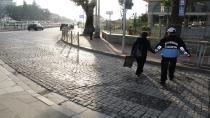 Büyükşehir Zabıtası'yla okul yolları daha güvenli