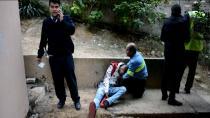 Uyuşturucu kullanan genç çamura saplanmış halde bulundu