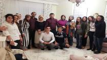 Dakkon Gençlik Meclisi Çalışmalarına Devam Ediyor