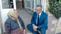 Rahime Teyze'den Köşker'e hayır duası