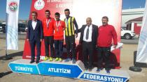 Darıca'lı Atletler Hep Kürsüde