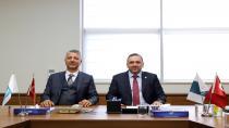 KOTO başkanları, Cumhurbaşkanı ile Belarus'a gidiyor