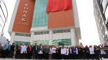 Konak Hastanesi Gebze'de Saat 09.05'de Hayat 1 Dakikalığına Durdu!