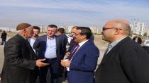 Diyarbakır'da yapılacak projelerin startı verildi