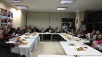 CHP Darıca Kadın  Kolları Öğretmenleri Ağırladı.
