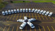 22 adet yeni ''Mavi Ambulans''Kocaeli halkının hizmetine girdi