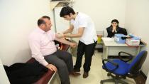 Belediye Personeli sağlık Taramasından Geçti