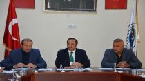 Dilovası Belediyesi 2016 yılı son meclisi gerçekleşti