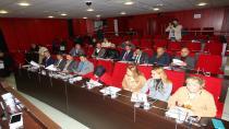Gebze'de yılın son meclisi yapıldı
