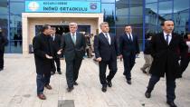 Karaosmanoğlu, Gebze'de ki dört okulda inceleme yaptı