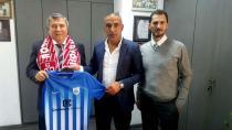 Çolakoğlu, Dilovası Belediyespor'a destek sözü