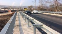 Gebze Tavşanlı'daki köprü tamamlandı