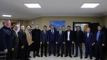KOTO'dan AK Parti'ye iadeyi ziyaret
