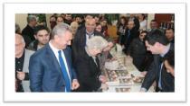 Çiler ''7-14 Ocak Beyaz Baston Görme Engelliler Haftası''nı Hatırlattı