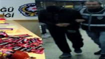 Gıda Maddeleri Çalan Hırsız yakalandı!