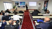 İsu Çalışanlarına Mesleki Eğitim Programı Düzenlendi