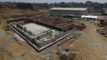 Çayırova'ya da yarı olimpik yüzme havuzu inşa ediliyor