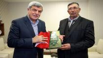 Başkan Karaosmanoğlu, ''Ömer Halisdemir'in hayalini gerçekleştireceğiz''
