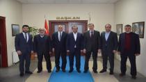 MÜSİAD'an Toltar'a ziyaret