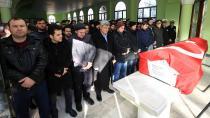 Başkan Karaosmanoğlu, Kıbrıs Gazisini son yolculuğunu uğurladı