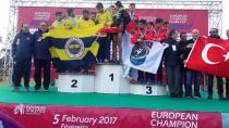 Darıca'lı Atletler Avrupa Üçüncüsü