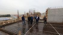 Başkan Demirci, Kent Park Projesini İnceledi