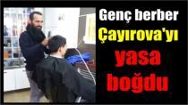 Sefa Çayırova'yı yasa boğdu