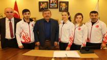Darıca'lı Karateciler Avrupa Şampiyonası'nda