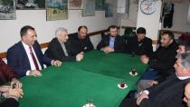 Saadet Partisi Bayburt'luları Ziyaret Etti