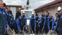 SEDAŞ ekiplerinden kaçak operasyonu