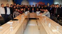 Başkan Baran; Türkiye 16 Nisan'da prangalarını atacak