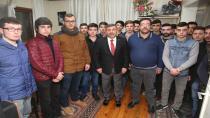 Karabacak Ülkücü Gençlere Yeni Anayasayı Anlattı
