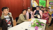 Çocuk Edebiyat Günleri'nin Konuğu Pelin Güneş Öğrencilerle Buluştu